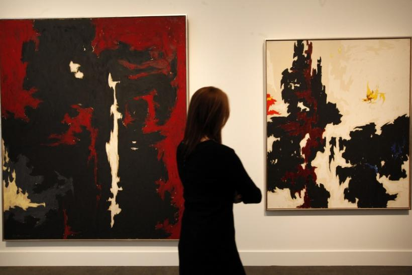 Wealthy Investors Turn to Contemporary Art for Financial Refuge