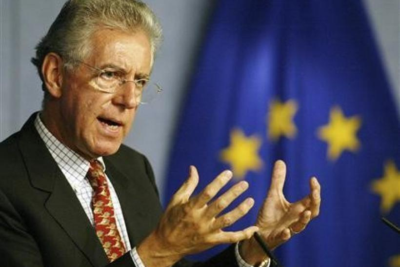 Mario Monti emerges as favorite to lead Italy