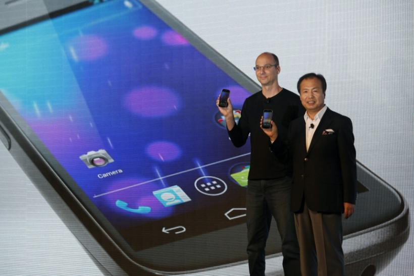 Galaxy Nexus to Debut the Android Beam: Top 5 NFC-Enabled