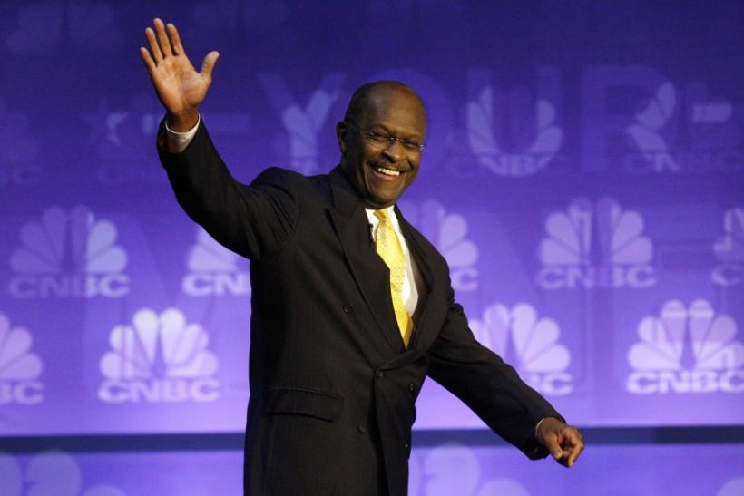 Herman Cain Said He Will Abuse Chickens In His Next Video