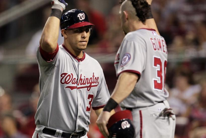 The Washington Nationals could win their first ever World Series this year.