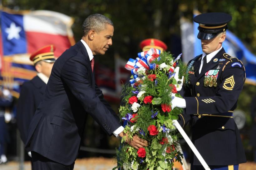 Veterans Day, 11.11.11: Ceremonies to Honor Those Who Served [PHOTOS, VIDEO]