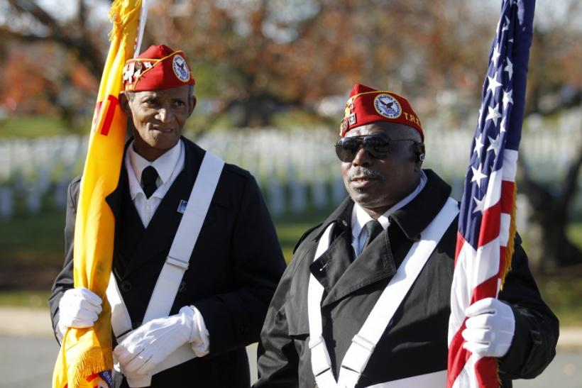 Veterans Day, 11.11.11 Ceremonies to Honor Those Who Served [PHOTOS]