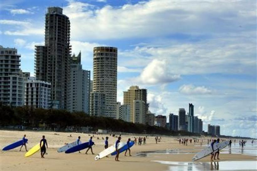 Games-Commonwealths an economic boost to Gold Coast