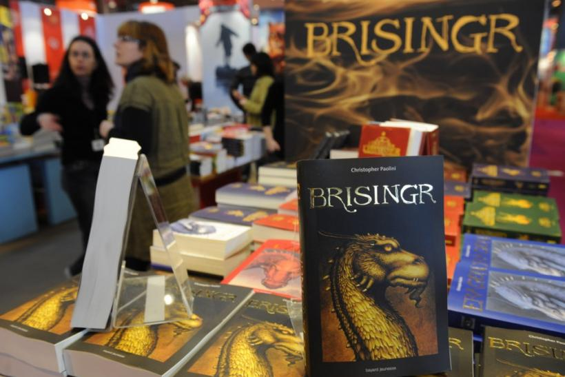 Christopher Paolini Biography