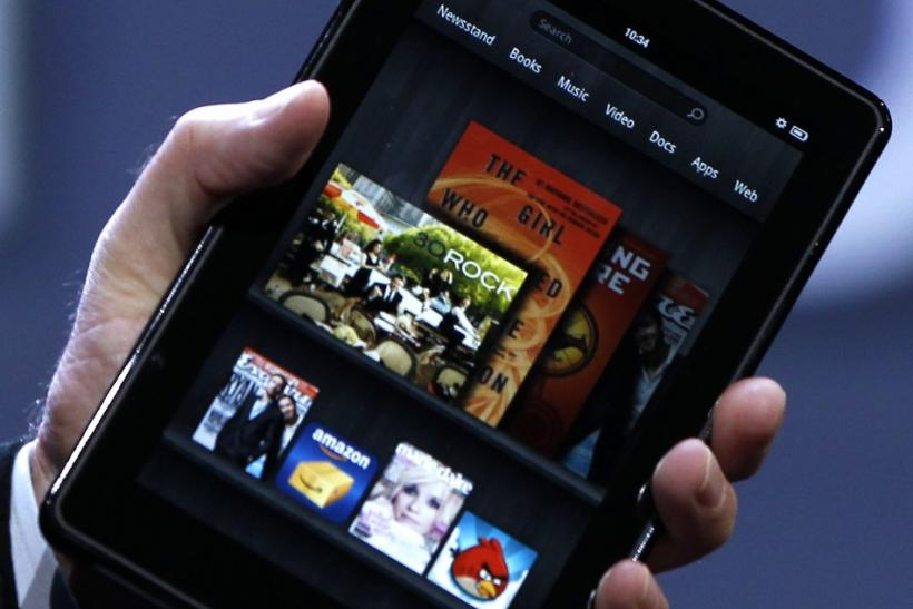 Kindle Fire: Top 10 Android Tablets