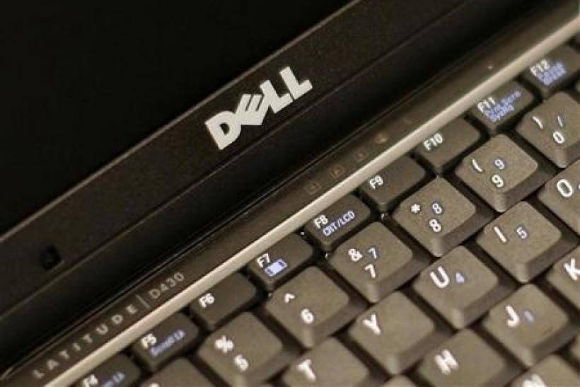 A Dell Latitude D430 laptop computer is seen in New York August 26, 2008.
