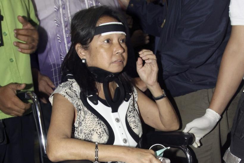 Philippine ex-president Arroyo arrested in hospital