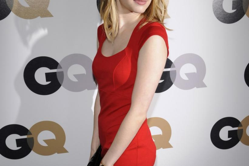 "Actress Emma Roberts attends the GQ ""Men of the Year"" party in Los Angeles"
