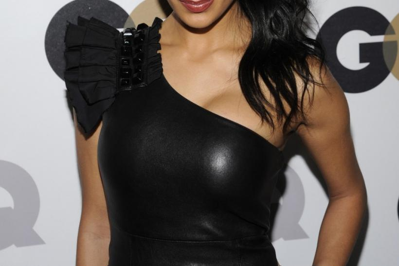 "Singer Nicole Scherzinger attends the GQ ""Men of the Year"" party in Los Angeles"