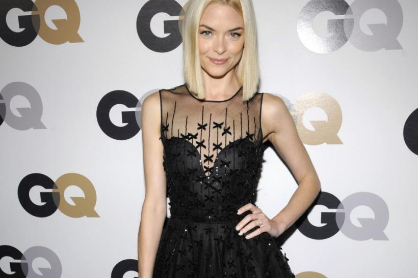 "Actress Jaime King attends the GQ ""Men of the Year"" party in Los Angeles"