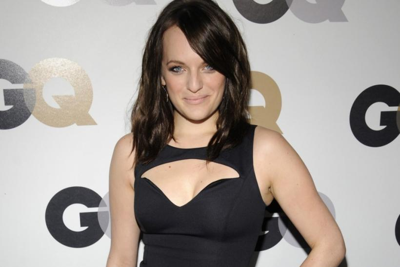 "Actress Elisabeth Moss attends the GQ ""Men of the Year"" party in Los Angeles"