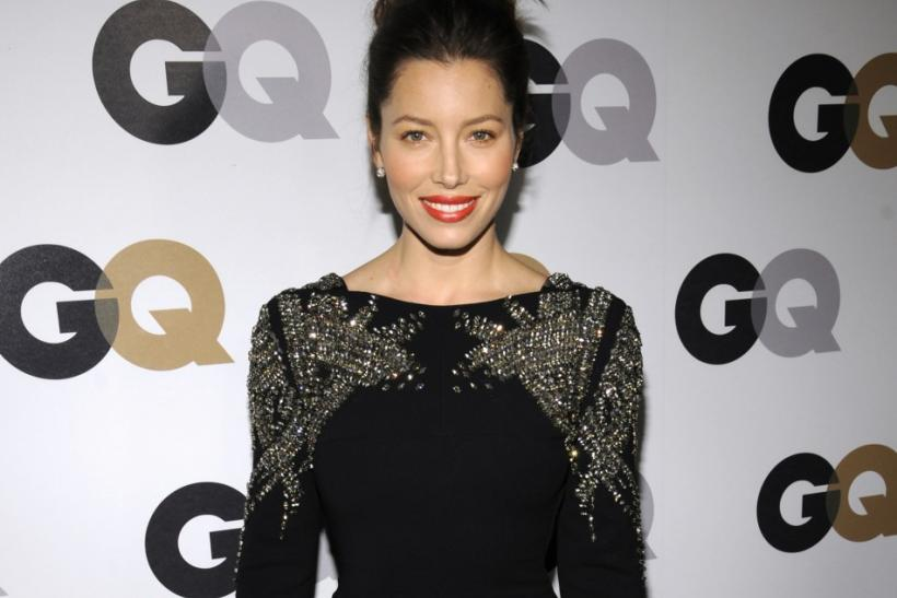 "Actress Jessica Biel attends the GQ ""Men of the Year"" party in Los Angeles"