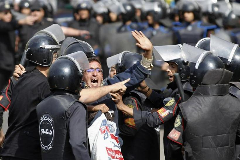 Egypt: Ban Ki-moon Voices Alarm after Clashes in Cairo