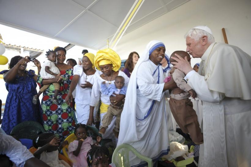 Pope Pleas for Peace and Reconciliation in West Africa