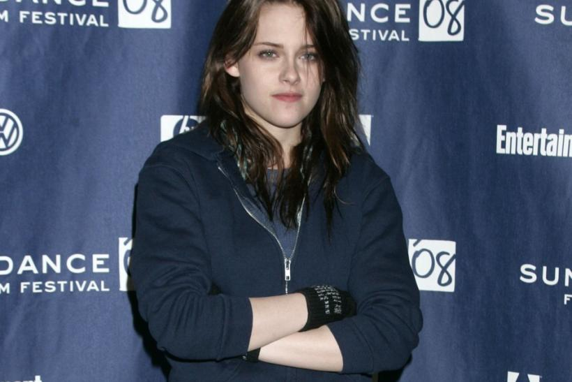 Is Kristen Stewart a Fashion Pariah?