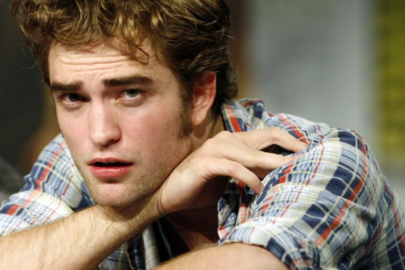 Robert Pattinson in 2009