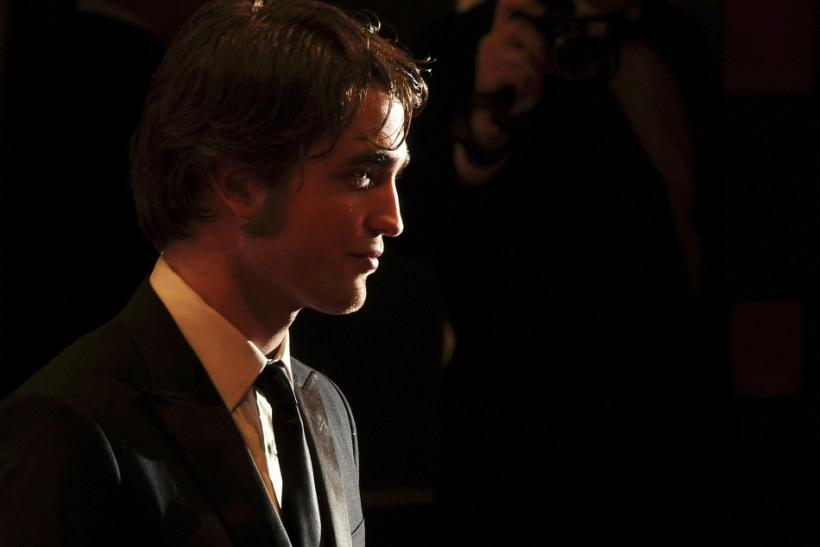 Robert Pattinson in 2010