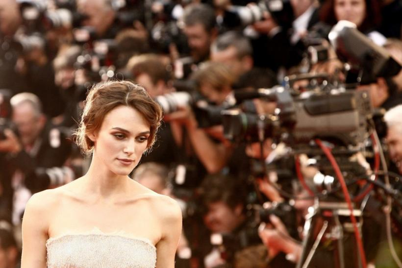 "Keira Knightley details her hysteria in ""Dangerous Method"""