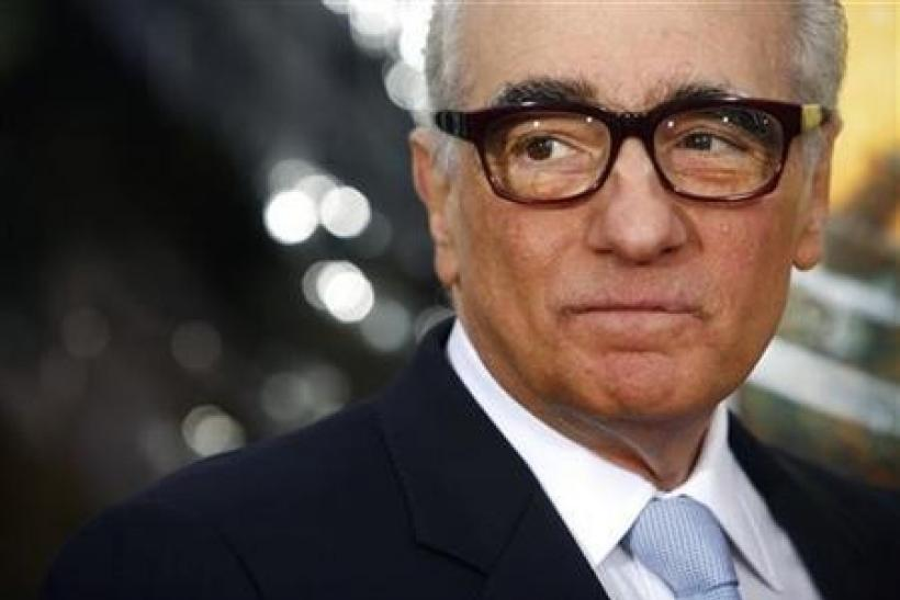 Director Martin Scorsese attends the premiere of ''Hugo'' in New York November 21, 2011