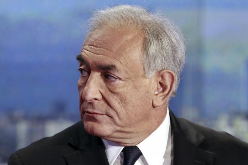 Dominique Strauss-Kahn (France)