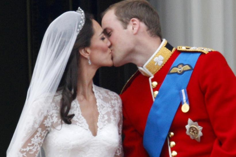 Most Searched Celebrity Event in 2011: The Royal Wedding