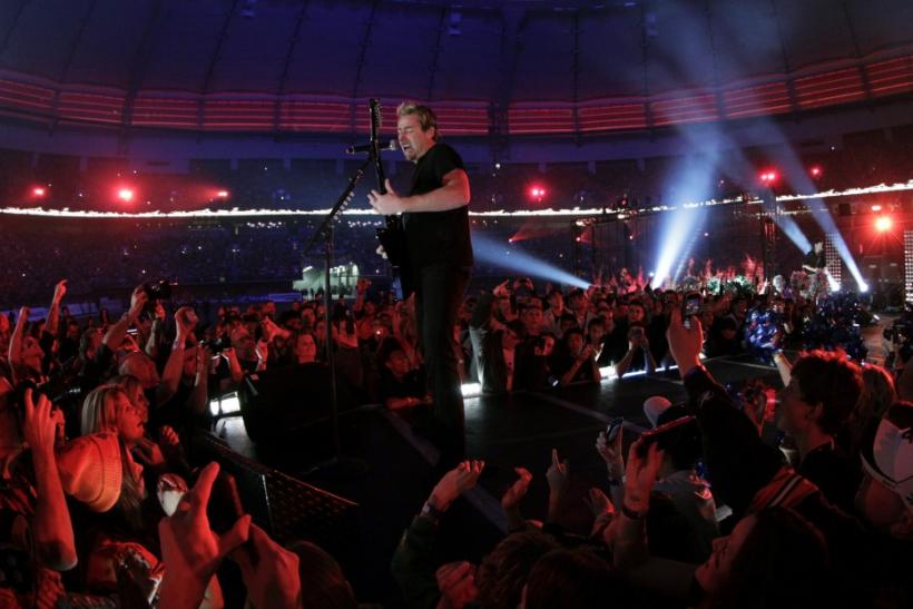 Nickelback Fan, Kevin Beaudette Injured After Trying To Sneak Into A Concert At Saratoga Center