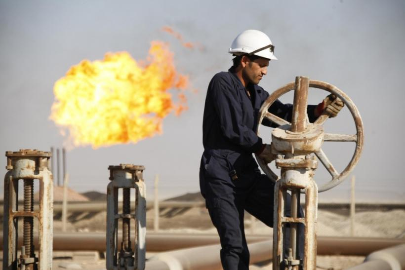 Iraq's West Qurna Oilfield