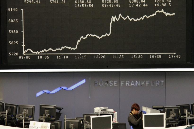 Europe's Stock Markets