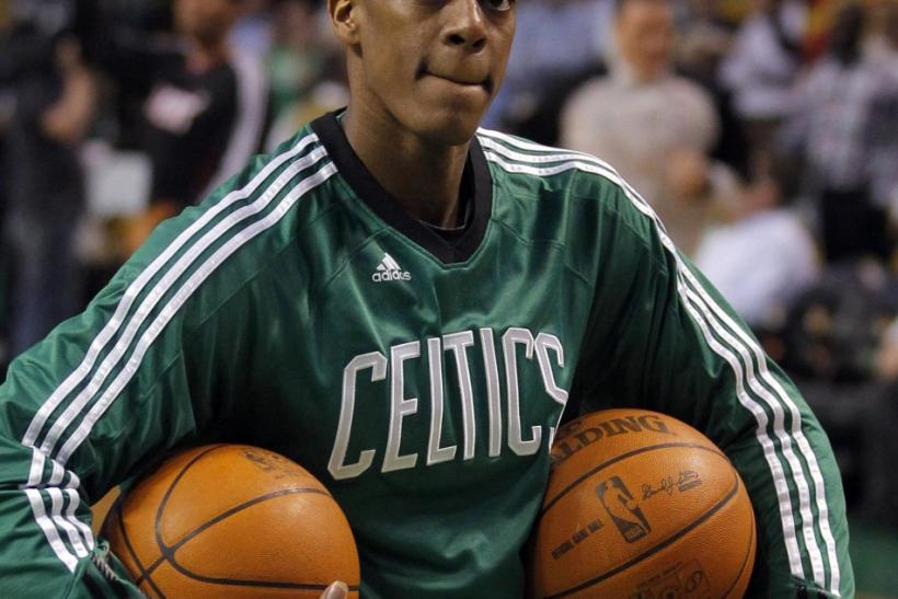 Rajon Rondo Suspended: Celtic's All-Star Out for Two Games for Throwing Ball at Official