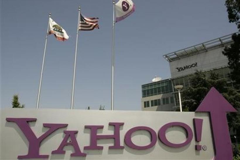 The headquarters of Yahoo Inc. in Sunnyvale, Calif., May 5, 2008.