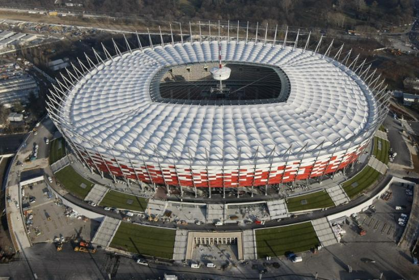 The National Stadium, Warsaw