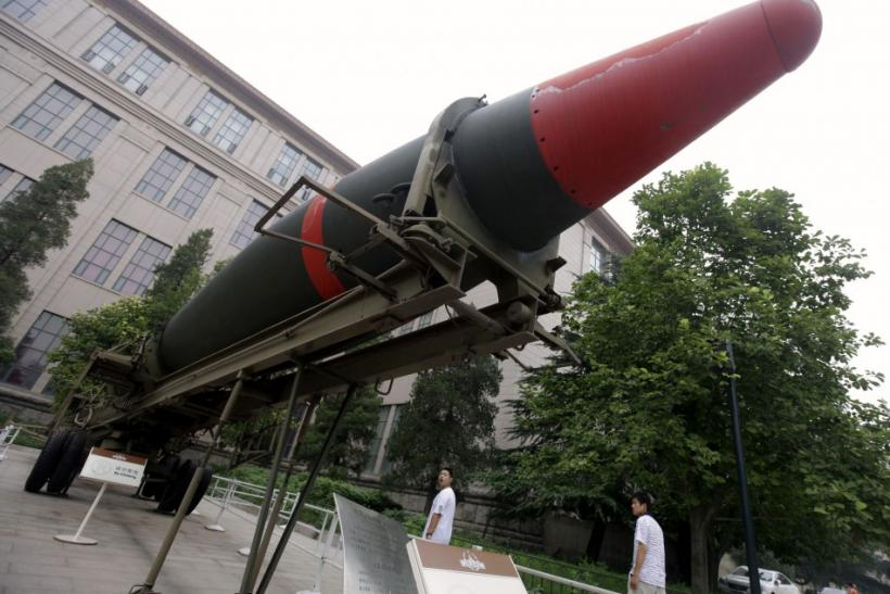 China's Nuclear Arsenal 'Many Times Larger' Than Previously Thought: Report
