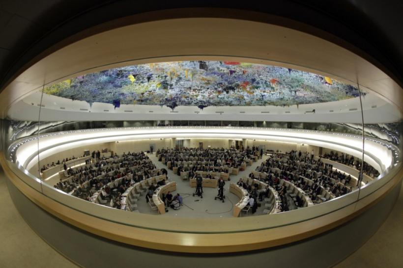 Overview of the Human Rights Council special session on the situation in Syria at the United Nations in Geneva