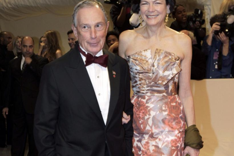 Mayor Bloomberg's Girlfriend Threatens to Resign from Sotheby's Board.