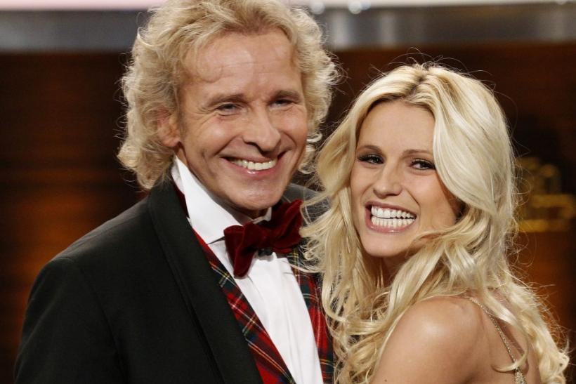 Thomas Gottschalk, Michelle Hunziker