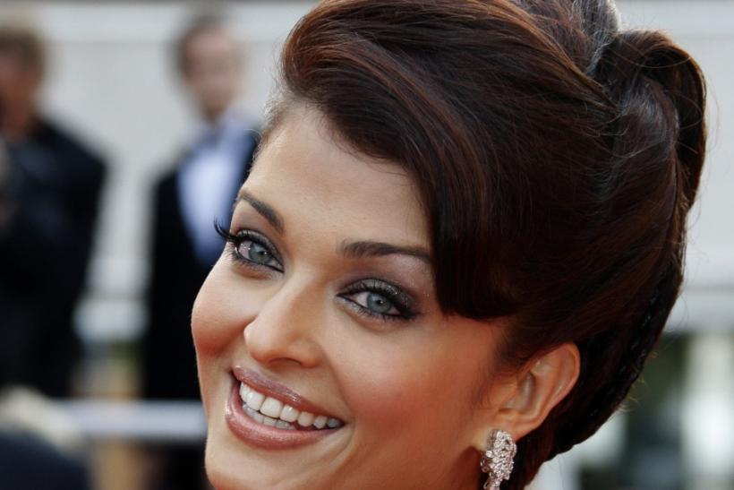 Bollywood actress Aishwarya Rai Bachchan