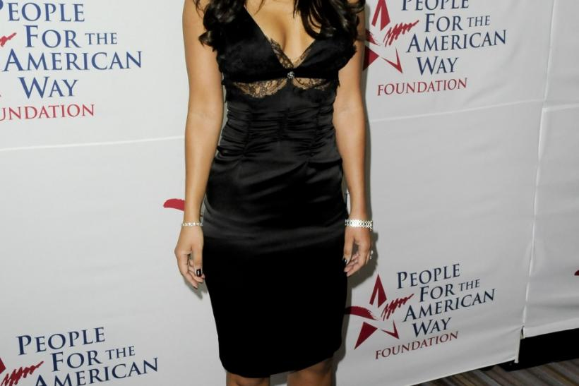 Producer Tracey Edmonds arrives at the 30th anniversary of the People For The American Way Foundation celebration in Beverly Hills, California