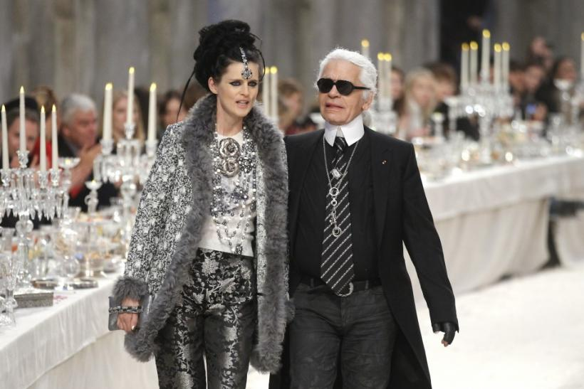 Karl Lagerfeld to Launch New Rock 'n' Roll Inspired Affordable Line