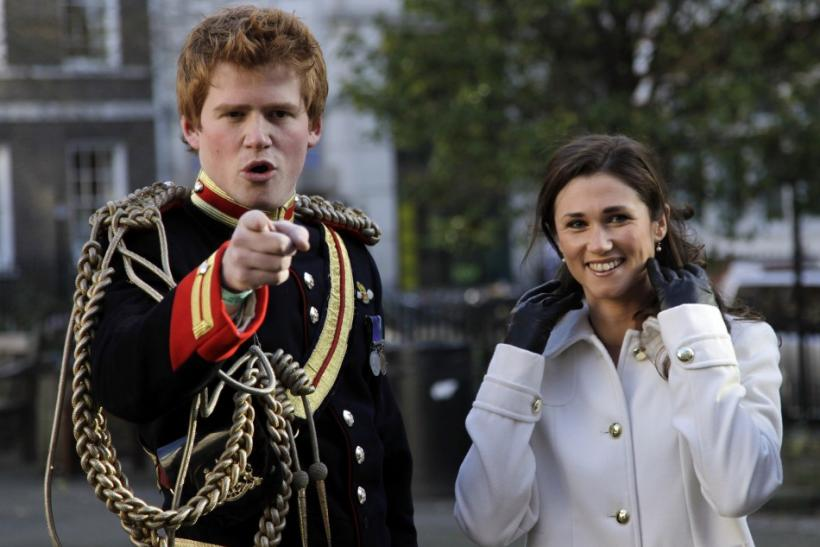 Pippa Middleton and Prince Harry: Real or Fake?
