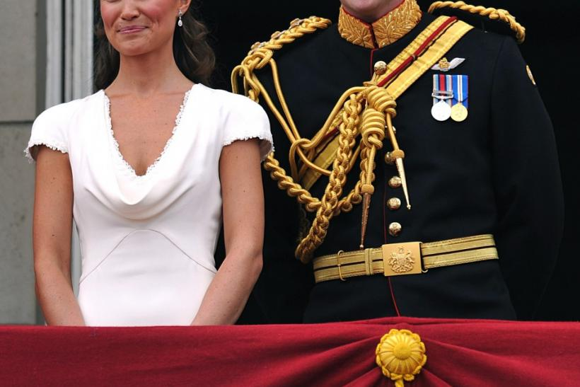The Real Pippa Middleton and Prince Harry