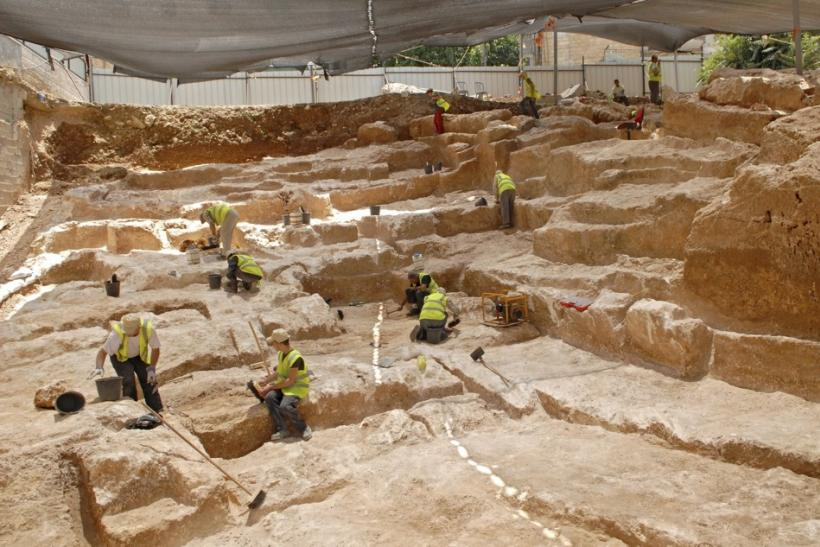 Mysterious jerusalem carvings puzzle israeli archaeologists