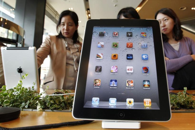 No January Release Date for Apple iPad 3