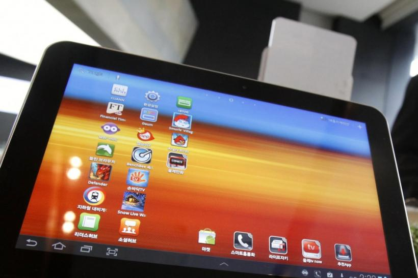 Samsung Galaxy Tab 11 6 Set for Showdown with iPad 3 in