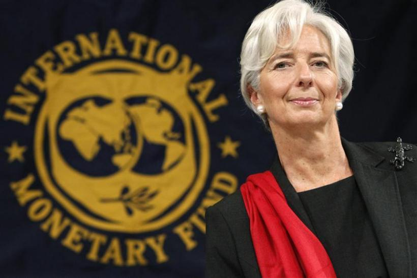 IMF Seeks $500-B Fund Upgrade to Deter Global Meltdown