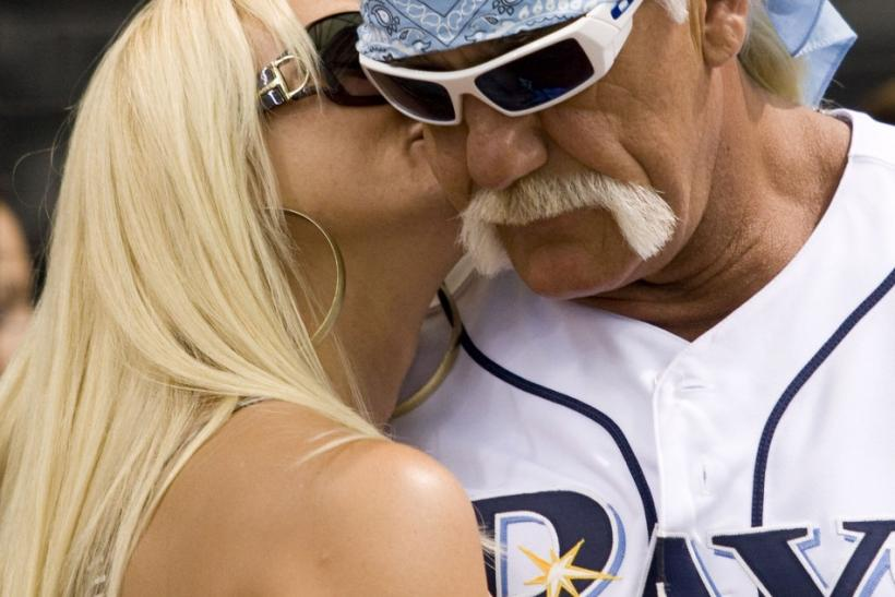 Hulk Hogan and girlfriend Jennifer McDaniel