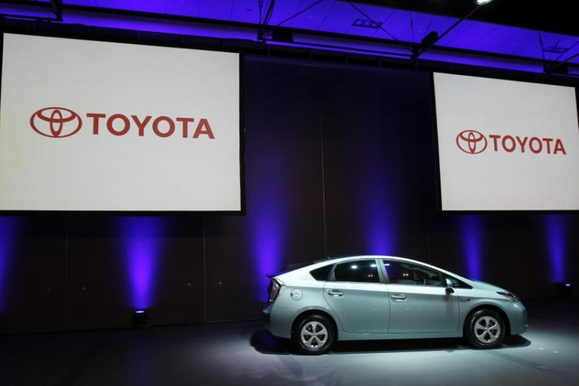a description of the toyota motor corporation as the worlds third largest automaker