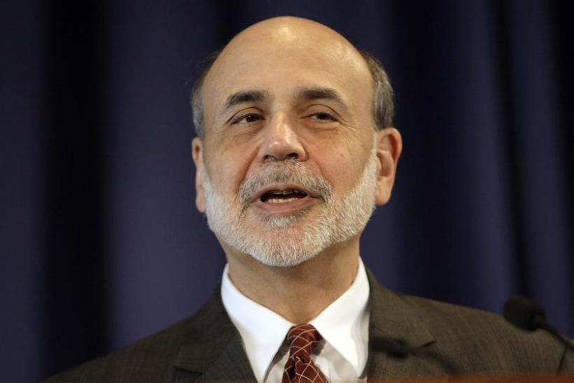 Federal Reserve Chairman Ben Bernanke's policy of quantitative may have made U.S. Treasurys a less attractive investment to the Chinese