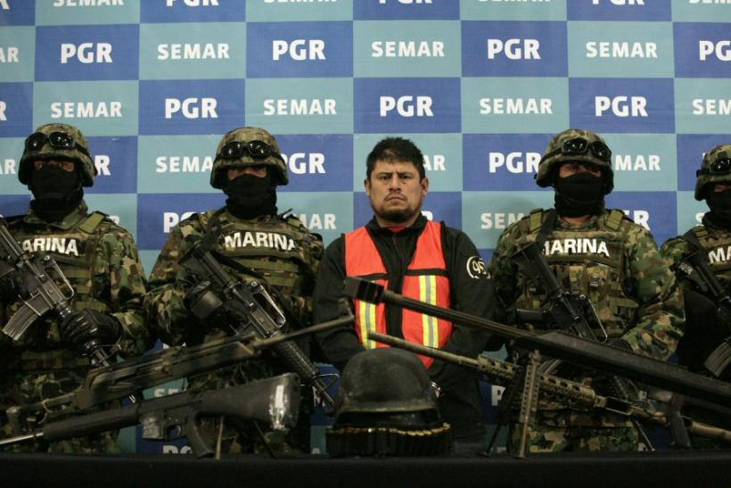 Zetas Mexico Drug War