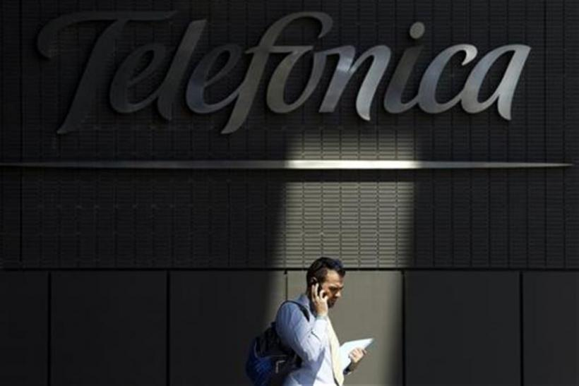 Telefonica Headquarters, Madrid